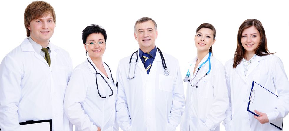 Qualified Doctors